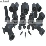 All kinds of Silicon carbide nozzles with high temperature