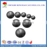Cement plant,power plant,Mining company,Chemical industry Application and Iron Material high chrome grinding media ball