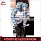OEM Compression Fitness Yoga Pants Tights