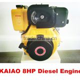 Air-cooled 4-stroke Half/Full Speed Single Cylinder 3-10HP Diesel Engine For Sale 170,178,186,188