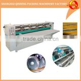Automatic carton box corrugated paper cardboard cutting machine