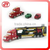 Hot selling pull back cheap plastic toy trucks