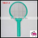 Hot new factory lowest price AA battery mosquito killer racket