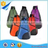 wholesale waterproof leisure messenger bag travel single shoulder Nylon bag hot new chest sport bags for 2015