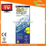 Magic Hanger Plastic Magic Smart Hanger Telescopic Clothes Hanger As Seen On Tv                                                                         Quality Choice
