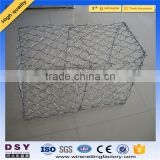 Trade assurance China Experts Of Retaining wall rock basket wire mesh/pvc coated gabion box/stone cage for retaining wall