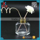 Home fragrance Aroma Diffuser with glass bottle and sola flower                                                                                                         Supplier's Choice