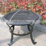 2014 China high quality outdoor fire pit/portable fire pit/garden Round steel fire pit