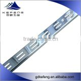 aluminum strut channel , strut channel for strut slotted channel KF-A021