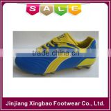 Original colorful cheap custom FG men's outdoor soccer cleats shoes football boots athletic shoes