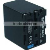outdoor battery camera Digital Camcorder Battery for NP-QM91 in stock
