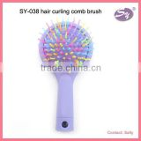2015 newest wave hair comb/detangling hair brush                                                                                                         Supplier's Choice