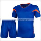 wholesale Short Sleeve Soccer Jersey or Custom Cheap Dry Fit Mans T Shirts and Sublimated Soccer Uniform                                                                         Quality Choice