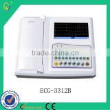 Examination Therapy Equipments Type CE Approved ECG Machine Portable Digital Electronic Handheld ECG Machine