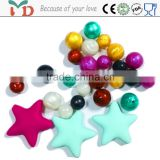 High quality baby soft chew toys,silicone teether china wholesale