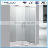 aluminum shower enclosure designed gym shower