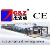 Fully Automatic Laminating Machine With Auto Delivery and Reversing System