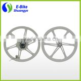 manufacture factory magnesium alloy wheels for electric bike