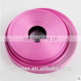 2016 hotsale product decoration plastic ribbon for gift wrapping and balloon