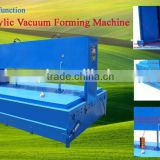 Large Format 3000*2000mm Automatic Acrylic Forming Machine to make outdoors light box, letter and signs