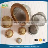 Alibaba China High Quality Stainless Steel Sintered Filter Caps for Oil and Water Filter