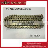 Motorcycle chain and sprocket kits,wholesale motorcycle roller chain,chinese motorcycle chain