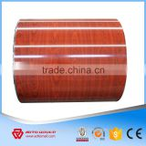 Popular Africa Red color glazed roofing tiles Aluminum galvanized iron sheet roofing ppgi steel coils                                                                                                         Supplier's Choice