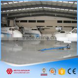 Low Cost High Strength PEB Steel Structure Portal Warehouse Pre Engineering Building Light Aircraft Hangar Shed Hot Big Discount