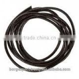 2mm Round Leather Cord in Jewelry Findings & Components