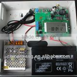 USA chip unique gprs gsm burglar alarm system support alarm monitoring station
