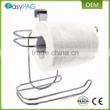 EasyPAG factory supply metal stainless steel cheap price bathroom toilet Paper holder