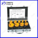13pcs HSS Bi-metal Hole Saws Kits