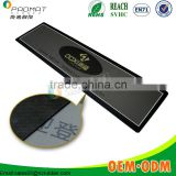 OEM Easy to clean Bed protector 100%rubber bottom bed runner custom