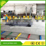 playground amusement equipment track kids train rides electric train train for sale theme park train rides