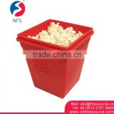 Silicone Snack Microwave Popcorn Maker PP As Seen On TV