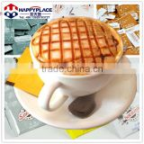 Bulk Packaging and Bakery Food Application non dairy topping cream for coffee, food, tea, beverage