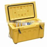 Rotational molding cooler,rotomolded fish box