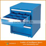 heavy duty 8 drawer steel working bench / tool box / tool cabinet