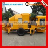 High Quality Diesel Engine Portable Concrete Pump