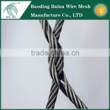 304 alibaba china factory high quality bulk sale stainless steel wire mesh woven type netting