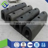 D type Price of uhmw marine fender face pads,UHMWPE Sheet, white anti-UV cone rubber fender drilling PE-UHMW pads