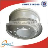 China Truck Wheel 8.5-24 Truck Steel Wheel Rim