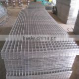 black welded wire fence mesh panel/1x2 welded wire mesh panel/vinyl coated welded wire mesh(manufacture)