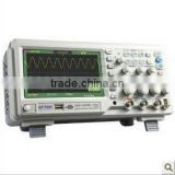 Dual channel color digital storage oscilloscope