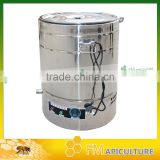 304 Stainless Steel Beekeeping tools Honey Tank with heater, Honey Barrel, Honey bucket;