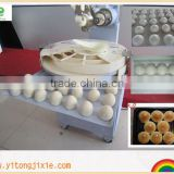 Chinese automatic electric capacity 30-150g/pcs steam bun machine