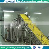 China Vegetable Processing Washing Line,Frozen Vegetable And Fruit Production Line,Vegetable IQF Freezing Line Machine