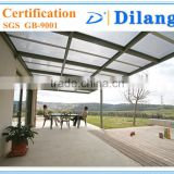 Lows solid polycarbonate panels roofing sheet