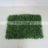 Guangzhou Shengjie Artificial wholesale cheap price grass mat/grass carpet for hedge /grass turf