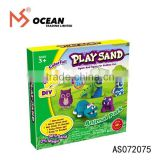 Magic amusement park sand toys toys modelling clay